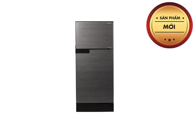 Tủ Lạnh 2 cửa Inverter Sharp SJ-X176E-DSS – 165L (Bạc)