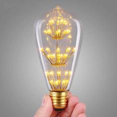 Bộ 2 bóng 3 bóng 5 bóng đèn LED Edison 4W E27 B-257