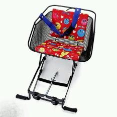 Ghế đi xe máy cho bé – Dùng cho xe số, ghế lắp cho các dòng xe dream, Wave, surius,… các dòng xe số thông dụng