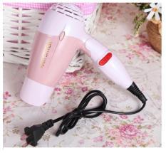 Máy sấy tóc hồng xinh sấy siêu nhẹ nhàng -001