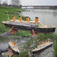 Đồ chơi lắp ráp gỗ 3D Mô hình Tàu R.M.S Titanic – Mô hình Titanic | Tàu thuyền | Đồ chơi gỗ | Đồ chơi lắp ghép | Đồ chơi LEGO | Đồ chơi thông minh