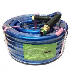 Dây rửa xe áp lực cao ARWA – 10m / lắp đầu xịt rửa kéo dây curoa