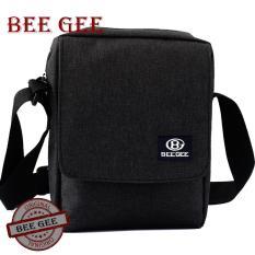 Túi Đeo Chéo Nam Bee Gee 03 (xám Đen)