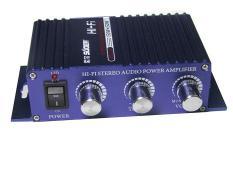 Mạch âm ly SON-825IA Hi-Fi – Vỏ Nhôm 12V – Load 4 ôm đến 8 ôm