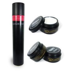 Sáp vuốt tóc Variety Matte Lasting + Gôm Xịt tóc đen đỏ 400ml