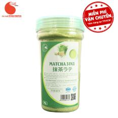 Bột trà xanh sữa 3in1 GreenD Food – Hũ 90gr