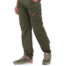 MEN'S QUICK DRY OUTDOOR REMOVABLE PANTS