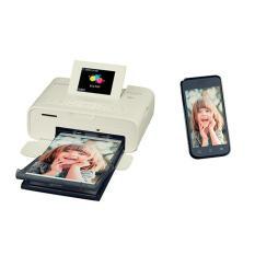 Máy in nhiệt Canon Cp1200 in ảnh lấy ngay màu trắng