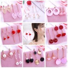 Bông tai thời trang Hàn Quốc