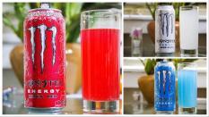 Monster Energy Ultra Combo 473ml (Zero/Red/Blue)