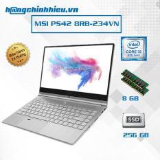 Laptop MSI PS42 8RB-234VN (i5-8250U, 14 inch Full HD IPS, Win 10) – Hãng phân phối chính thức