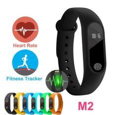 Vòng đeo tay thông minh Smart M2 theo dõi sức khỏe (Bảo hành 1 đổi 1)