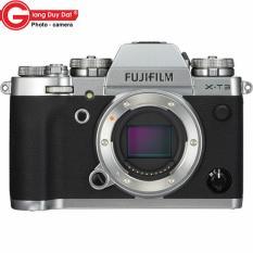 Máy ảnh Fujifilm X-T3 Body (Bạc) – Tặng thẻ 32GB, túi, dán màn hình – Hãng phân phối chính thức