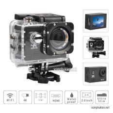 CAMERA HÀNH TRÌNH SPORT CAM A19, HD1080, LCD 2′, CÓ WIFI, 4K VPTPHCM