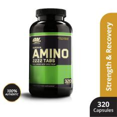 On – Superior Amino Acid 2222 320 Tabs