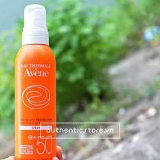 Kem chống nắng Avene