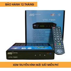 Đầu thu kỹ thuật số DVB T2 VTC model T201