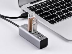 HUB HOCO 4 CỔNG USB hàng xịn at70 ( Trắng )