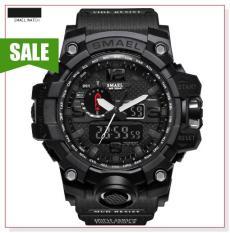 Đồng hồ nam thể thao SMAEL 1545, đồng hồ thể thao nam tính, đồng hồ nam chính hãng.