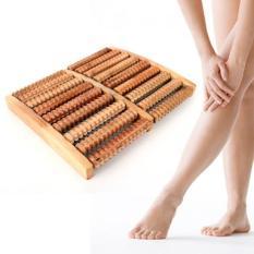 Dụng Cụ Massage Chân Loại Lớn 8 Cây Bằng Gỗ Tmark