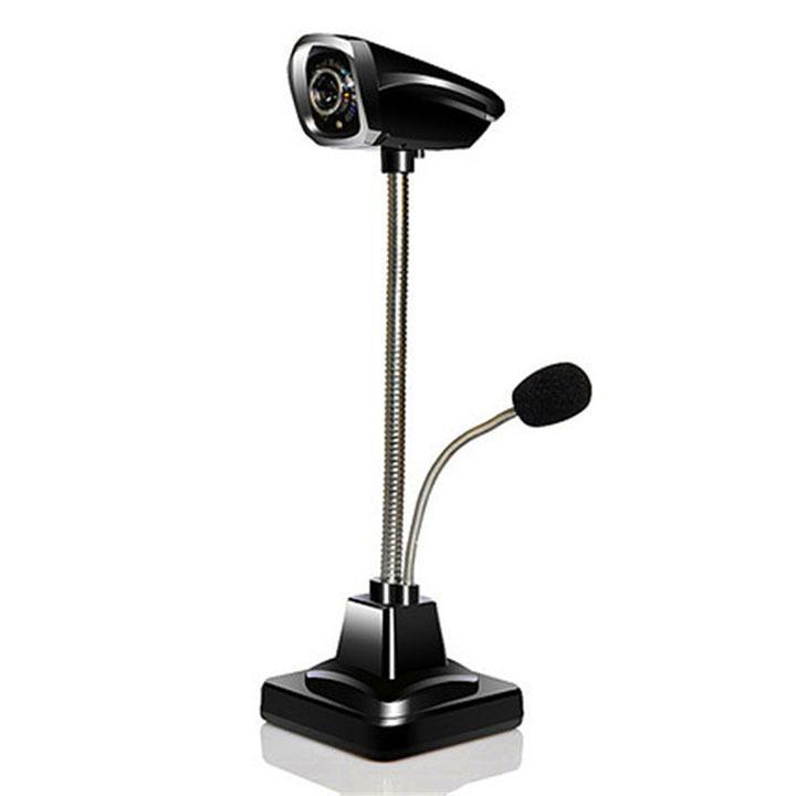 Giá Webcam M800 full HD Đen ( có mic kèm theo) Tại Kidos