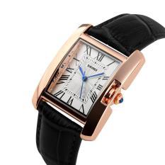 Đồng hồ nữ dây da cao cấp SKMEI 1085