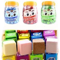 Kẹo phô mai cheese cube hộp 150 viên (vị sữa chua)
