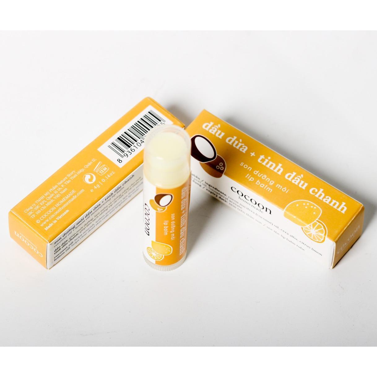 Ở đâu bán Son dưỡng môi Cocoon – Lip care 5g