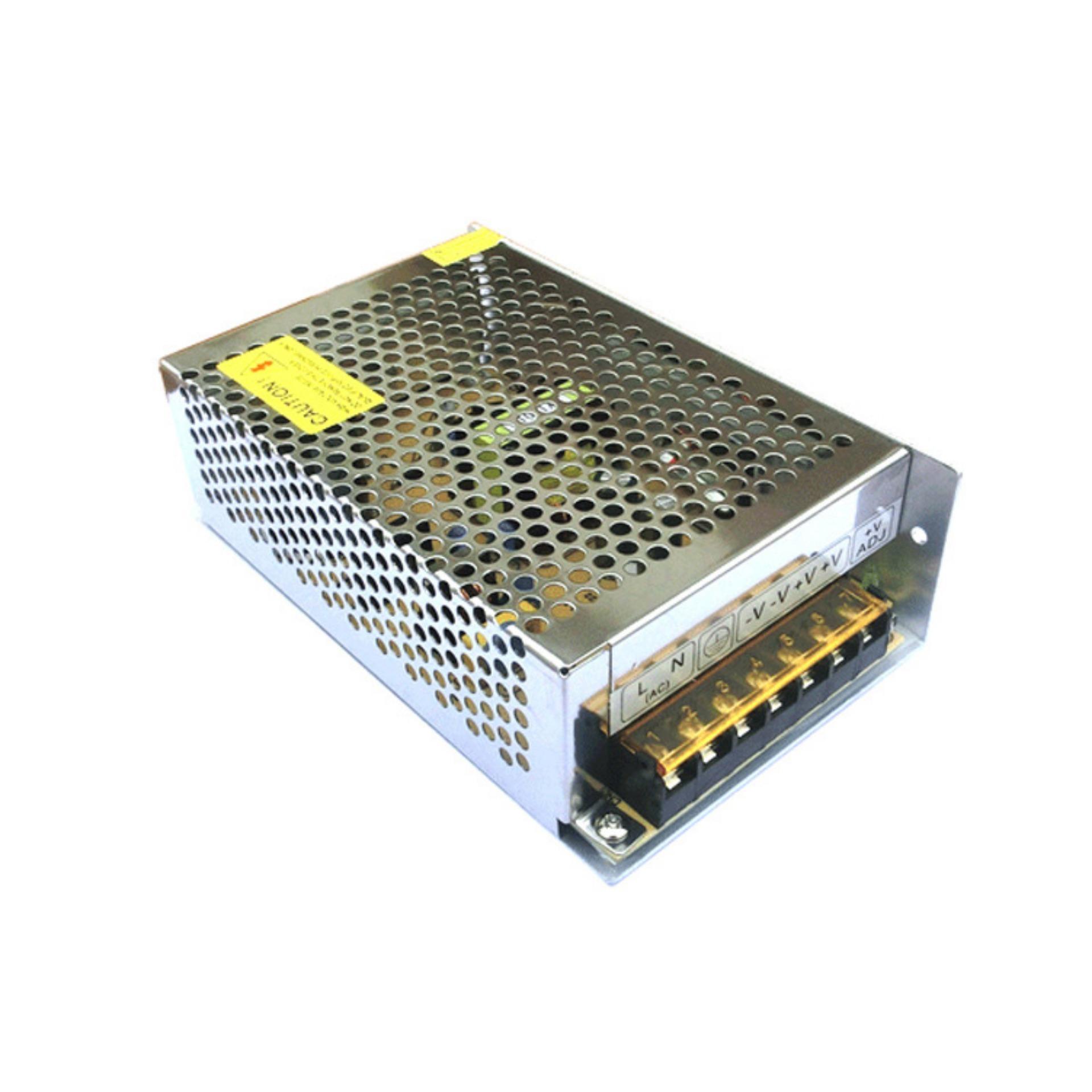 Mua Nguồn adapter tổ ong 12V-10A Tại ECL&MPO