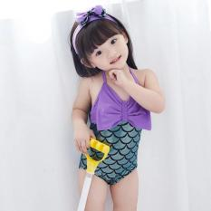 Đồ bơi bé gái dễ thương – tiên cá