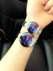 Đồng hồ đôi Halei nhật bản, chống xước sinh hoạt , chống nước tuyệt đối, hợp kim không phai zỉ.