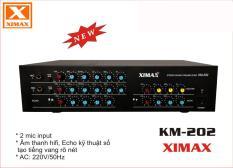 Đầu kara (vang) XiMax KM-202