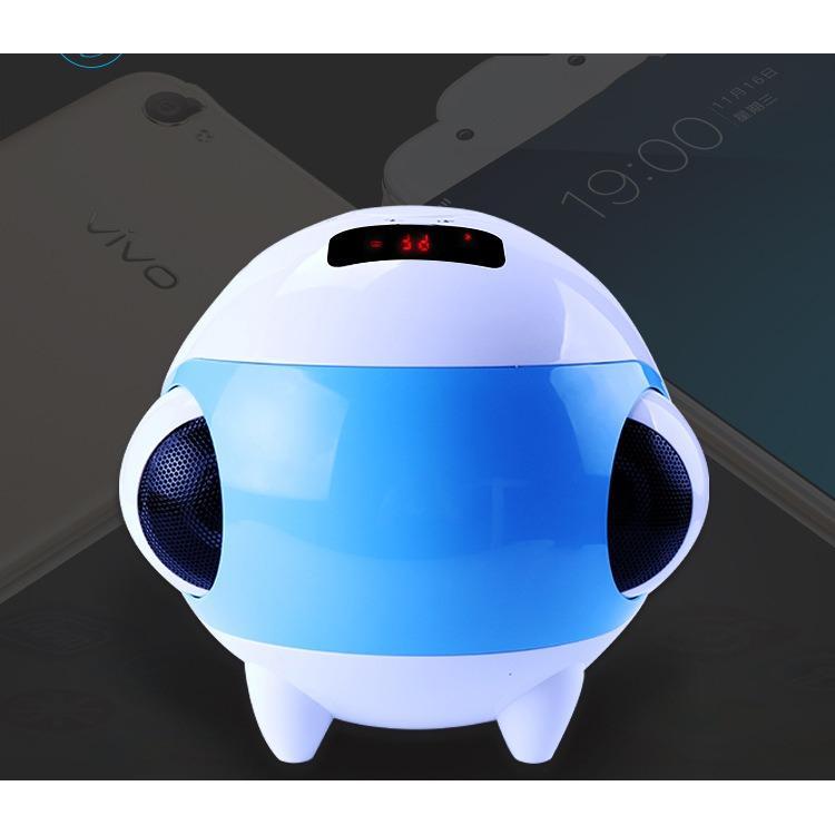 Cập Nhật Giá Loa Vi Tinh Gia Re Chat Luong Tot, Loa Bluetooth Nào Tốt, Loa Kết Nối Bluetooth Giá Rẻ – Loa Bluetooth Sub Bas Q99 Hình Cầu Đẹp, Giá Tốt – Loa Ưu Đãi Đặc Biệt | Giá Cực Sốc Chỉ Hôm Nay Có Tại Lazada