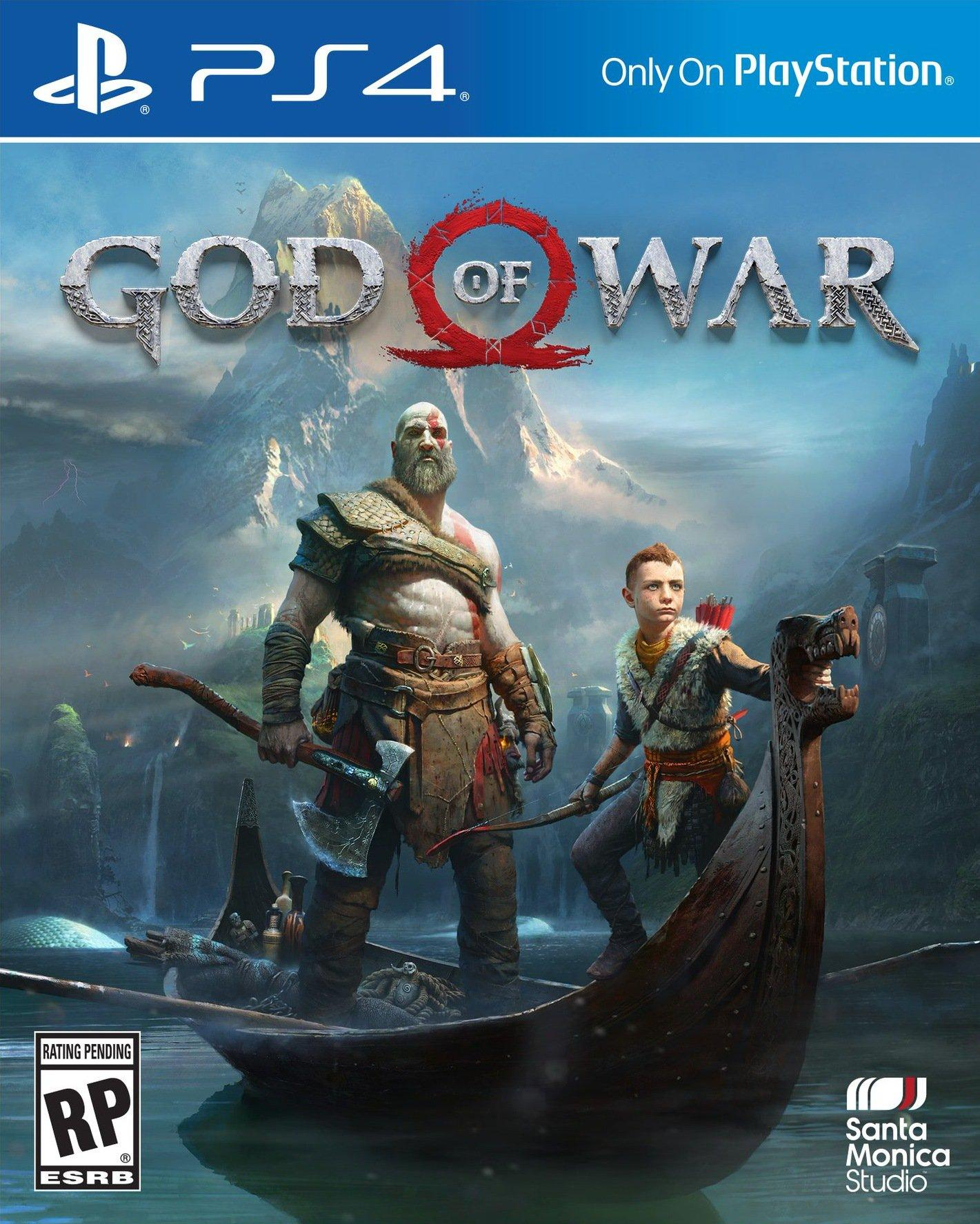 GOD OF WAR 4 PS4 New Asia