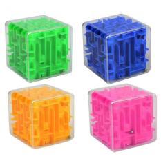 Khối Mê Cung 3D Sáng Tạo Giải Đố IQ