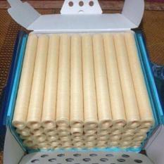 Combo 10 cuộn vỏ làm xúc xích Vicofan + tặng túi nhồi