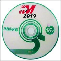 Bộ DVD mastercam 2019 _Giáo trình