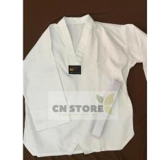 Quần Áo Võ – Võ Phục Taekwondo Vải Phong Trào (Đủ size từ 100-170cm) Giá Rẻ