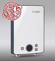 Máy tắm nước nóng hồng ngoại SuperGreen IR-245 (Trắng) nhập khẩu USA + Tặng 01 bộ sen tăng áp cao cấp