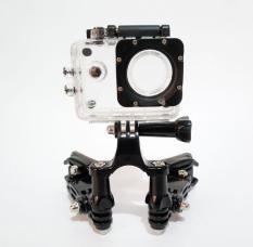 Mount gắn cằm camera hành trình vào mũ bảo hiểm – Bộ gắn hàm nón fullface