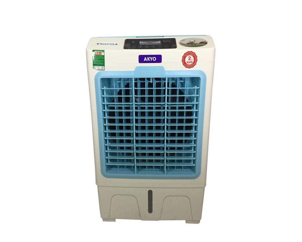 Quạt điều hòa AKYO Inverter Model E4000 Nhật Bản, sản xuất tại Thái Lan, tem cào chống hàng giả (30-40m2)
