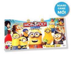 Bộ trò chơi cờ tỳ phú Monopoly Minion
