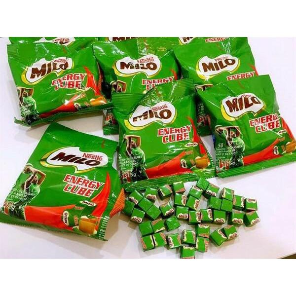 Milo cube 100 viên HSD 2019