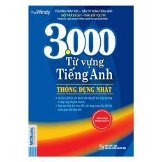 3000 Từ Vựng Tiếng Anh Thông Dụng (Tái Bản)