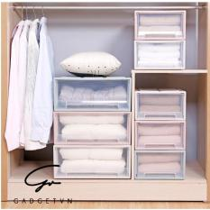 Hộp ngăn kéo đựng quần áo