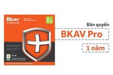 Phần mềm diệt virus Bkav Pro Internet Security 1PC