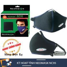 Khẩu trang NeoMask NC95 Than Hoạt Tính Chống Bụi Chính Hãng NeoVision (Kho HCM)