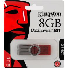 USB Kingston DT101 G2 8GB CÓ NTFS – ĐỦ DUNG LƯỢNG CHUẨN HÃNG