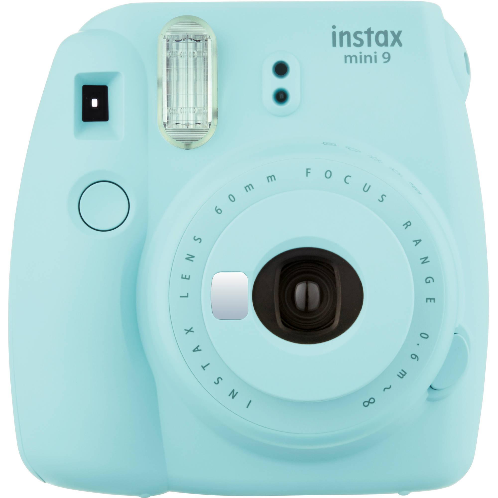 Máy Ảnh Fujifilm Instax mini 9 Ice Blue