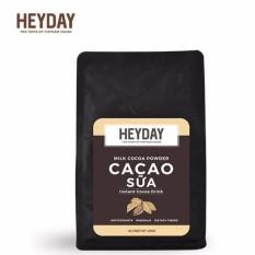 Bột ca cao sữa Heyday – 1kg (2 túi 500g)